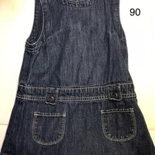 ジャンパースカート GAP 90
