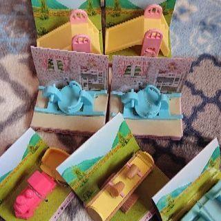 シルバニアファミリー 赤ちゃん家具9点セット