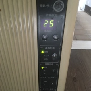 窓用エアコン、取付工事不要、即日使えます。