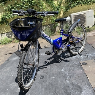 【商談中です】22インチ ジュニア自転車 子供用 あげます