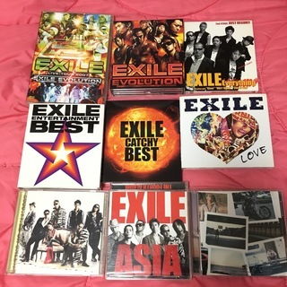 ★★★EXILE DVD・CD 9点セット★★★
