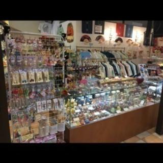 販売スタッフ(沖縄のお土産、かりゆしウェアショップ)