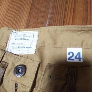 ロリータジーンズ24インチ極美品。細身メンズにも。レッドペッパー好きにも。 - 茂原市