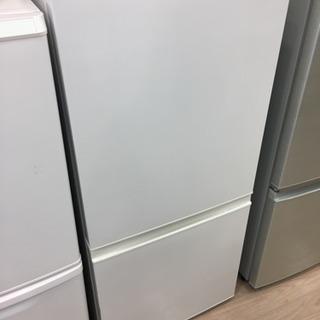○【安心12ヶ月保証付き】AQUA 2ドア冷蔵庫 2017年製