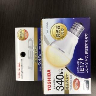 LDA6L-E17/D LED電球 東芝