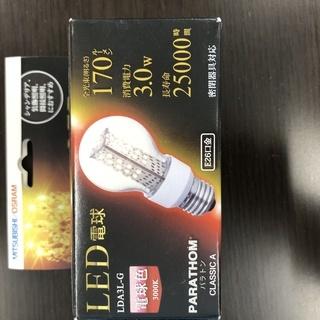 LEDランプ LED電球 E26LDA3L-G
