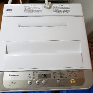 パナソニック洗濯機 2017年製 6kg 東京 神奈川 格安配送