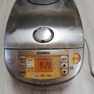 象印 圧力IH 炊飯ジャー NP-HY 10型