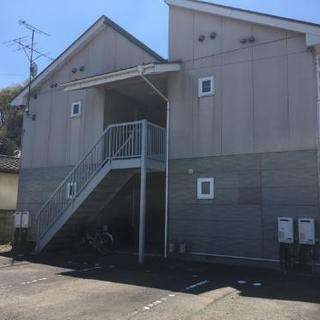 福島市渡利アパート 渡利バイパス近く 閑静な住宅街
