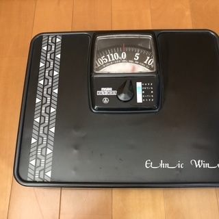 ★MISAKI アナログ体重計/ヘルスメーター