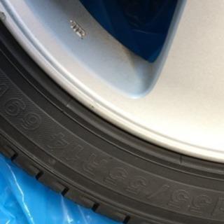 155/55R14 YOKOHAMAタイヤ - 車のパーツ