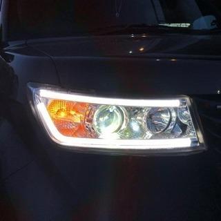 bB LEDヘッドライト  訳あり
