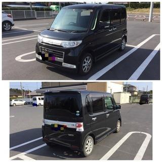 タント カスタム 20年式 車検31年11月 ナビ!TV付き!!