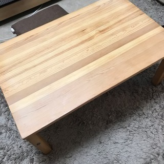 ローテーブル 木製