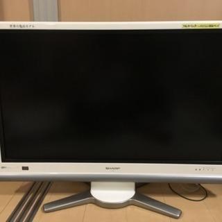 液晶テレビ SHARP AQUOS 37インチ
