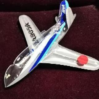 飛行機の風船