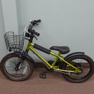 成約致しました♪■DUALLY■子供用 自転車 16インチ