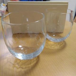 【未使用】シトリン スイングペアグラス