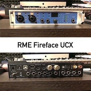 【全国郵送可】RME Fireface UCX オーディオインタ...