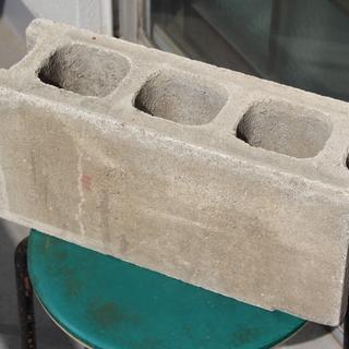 コンクリートブロック(一個)
