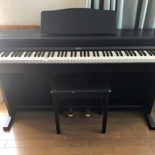 電子ピアノ Roland digital piano HP145