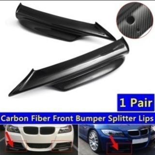 BMW 3シリーズ カーボン製リップスポイラー