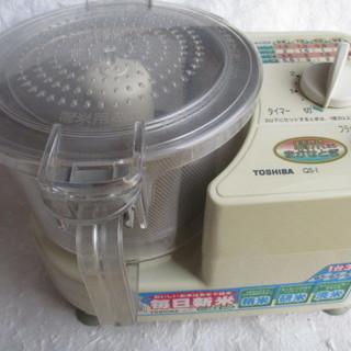 家庭用精米機QS-1