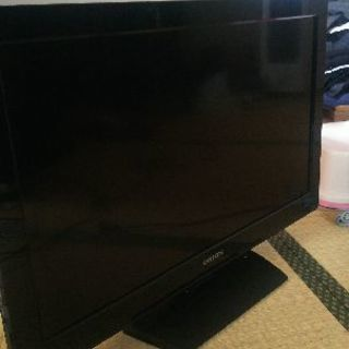 オリオン液晶ハイビジョンTV値下げ致します