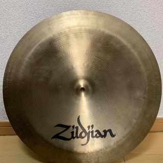 zildjan 18インチ china high シンバル