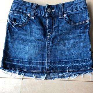 美品オールドネイビー スカート110