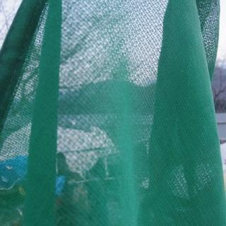 メッシュネット 解体 工事 ペンキ塗装 フェンスがわり 目隠し ...