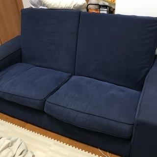【値下げ】IKEA kivik ソファ