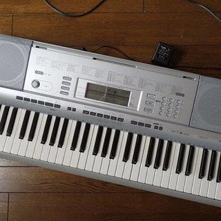 電子キーボード 61鍵盤 CASIO CTK-4000