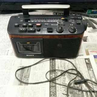 カセットデッキ SONY CFM-A50 1999年製