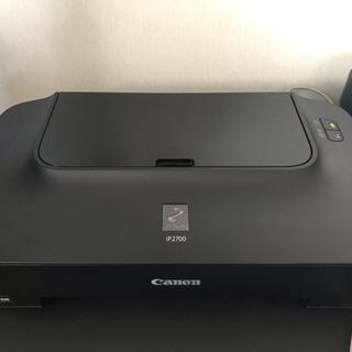 Canon ip2700 プリンター