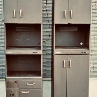 ヨドコウ キッチン収納 棚 セット [巾57×奥行47×高さ203...