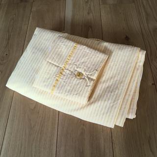 IKEA ふとんカバー 枕カバーセット シングル NYPONROS