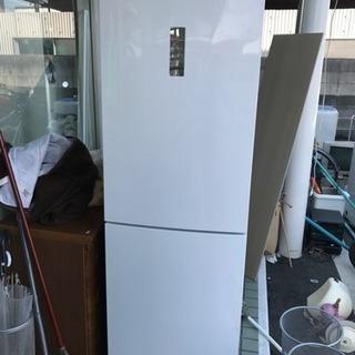 16年製 340L 2ドア大型冷蔵庫340L 中古 リサイクルシ...