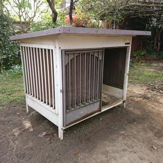 犬小屋売ります