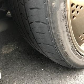 タイヤのみ 225 40 18  格安