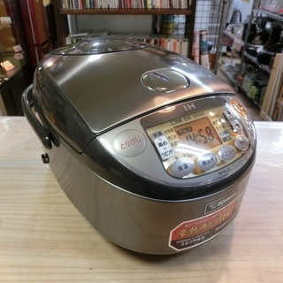 ZOJIRUSHI 5.5合炊き IH炊飯器 NP-VL10 20...
