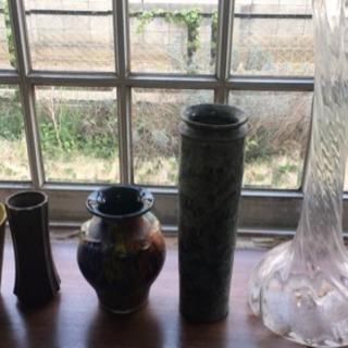 花びん、植木鉢