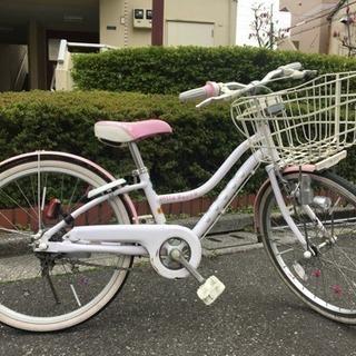 20インチ 女の子 ブリジストン自転車 値下げ中!