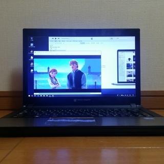Windows10 SSD搭載 第三世代 i7 大容量バッテリー内...