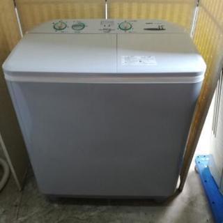 ❪値下げ2中古品❫ 二層式洗濯機④