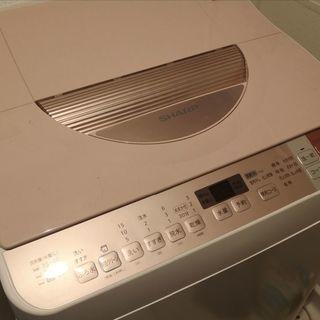 シャープ SHARP 洗濯乾燥機 7kg ES-TX750