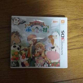 3DSソフト 牧場物語 ふたごの村+