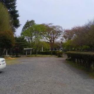 上水戸で、25平米アパート…✨市営公園を庭として朝の散歩も壮快、ス...