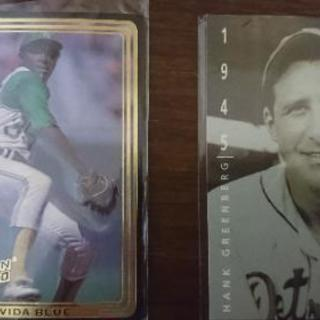 メジャー野球選手のカード