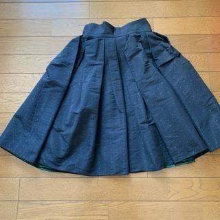 フレイアイディー  スカート ウエストリボン💕 ひざ丈 - 売ります・あげます